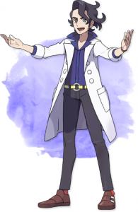 プラクターヌ博士